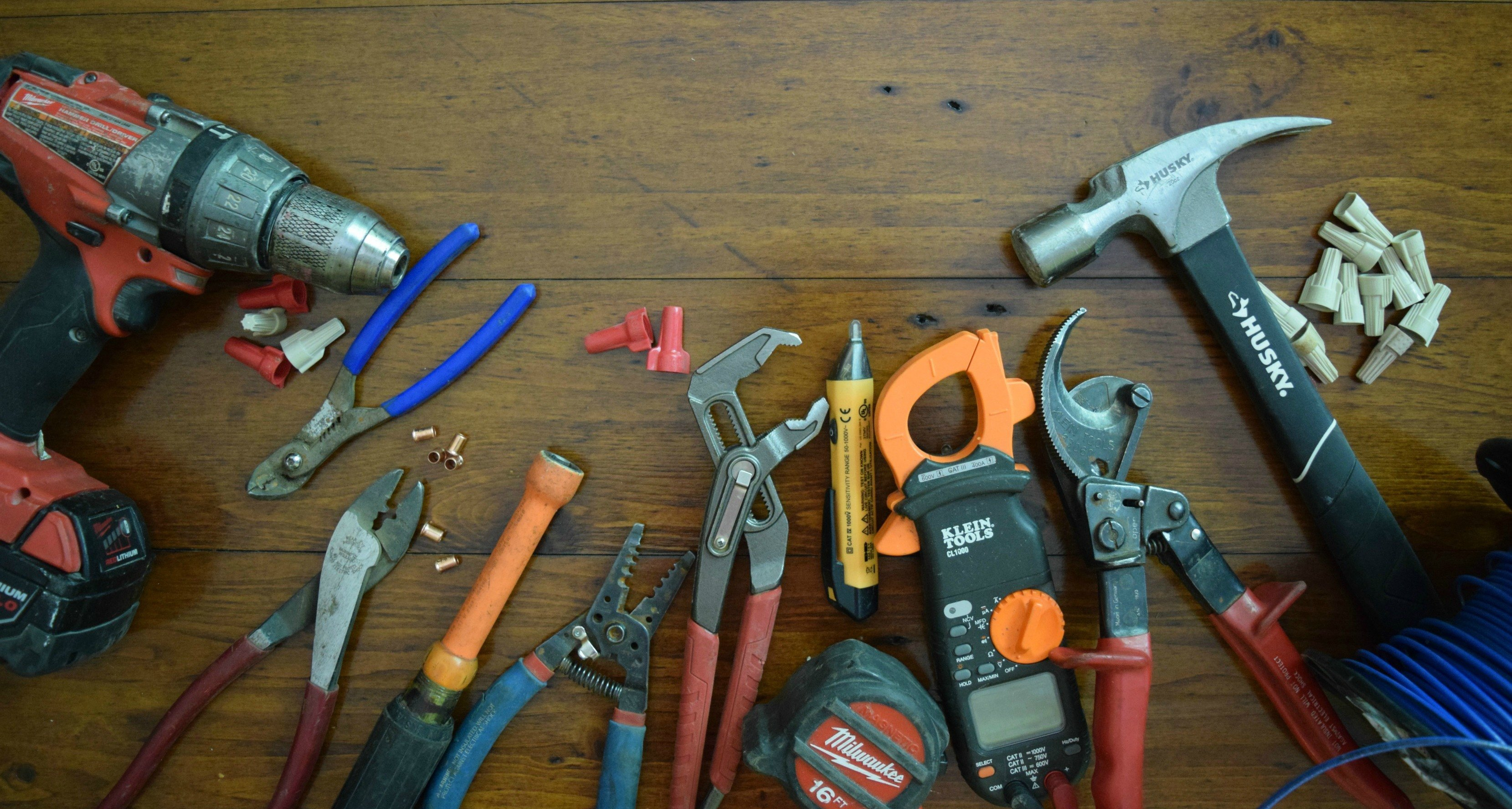 Electrician Tools A Master List Ask The Electrical Guy