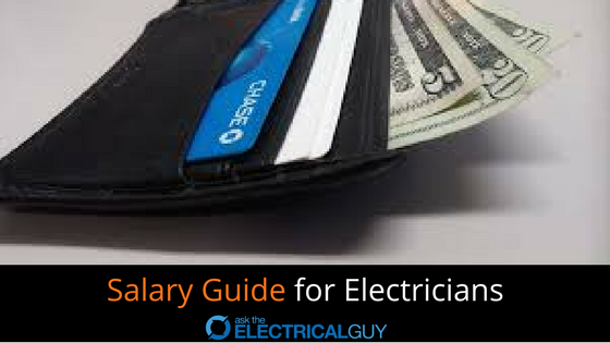 Salary Guide for Electricians