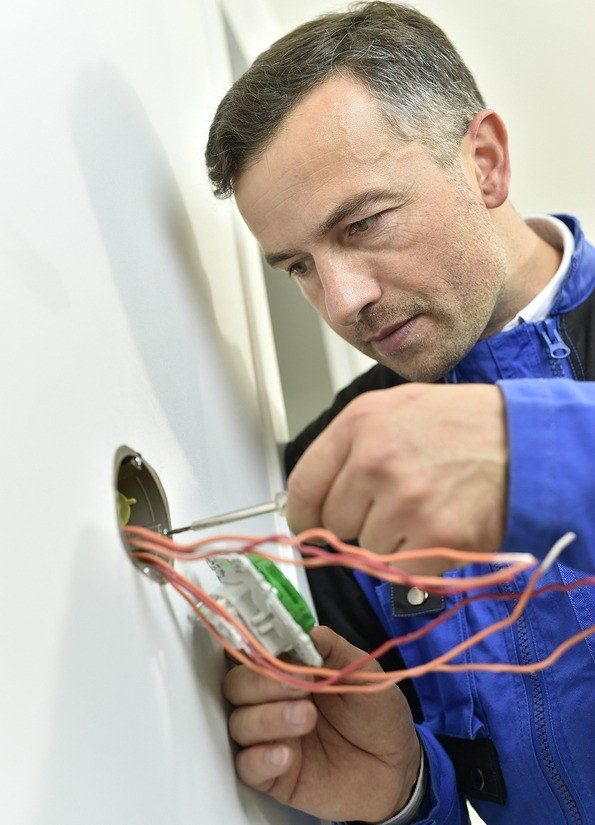 Become a licensed electrician