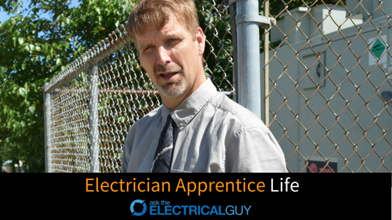 First year electrician apprentice experience
