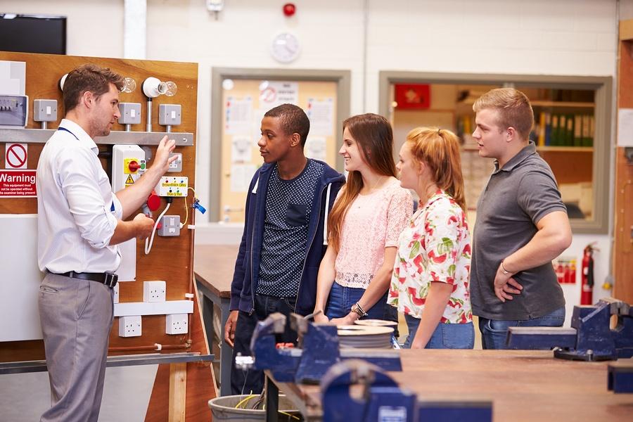 Electrician Apprentice Classroom Training