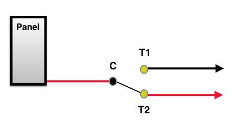Three way switches