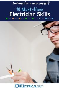 10 Electrician Skills