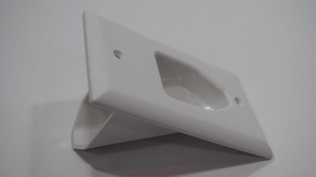Multimedia plate